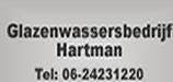 Glazenwassersbedrijf Hartman